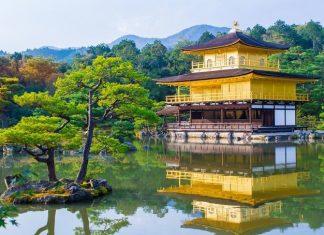 du lịch nhật bảnKinkaku-ji