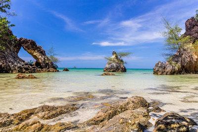 Hòn tre lớn Côn Đảo